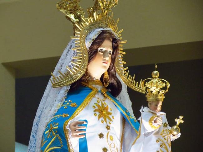 Virgen de Guadalupe de Nazca