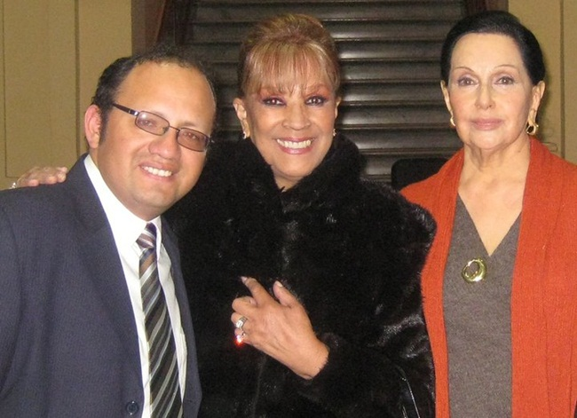 Renzo, Edith y Alicia