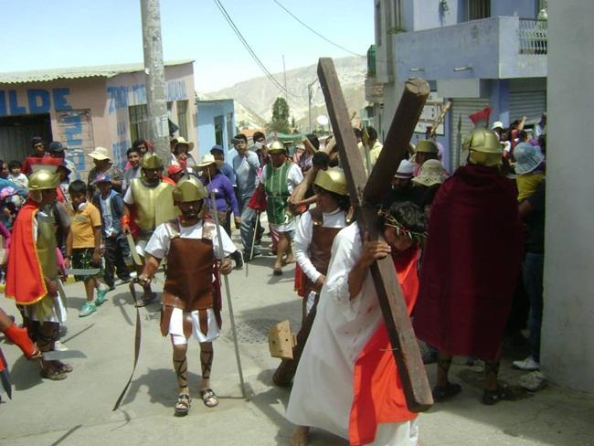 Semana Santa en Omate