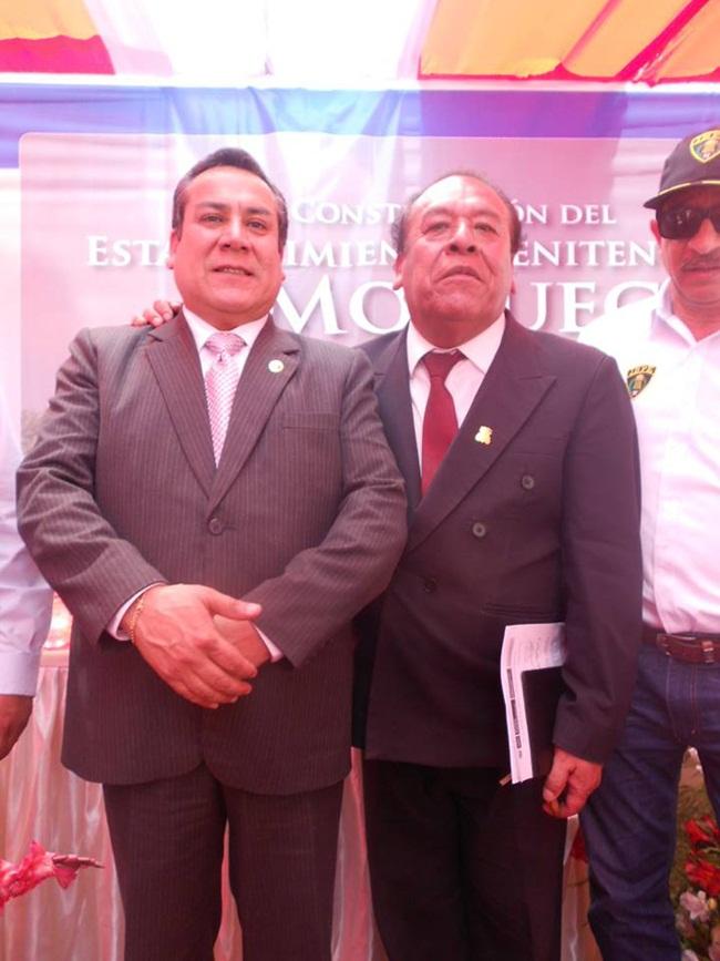Fidel y Gustavo