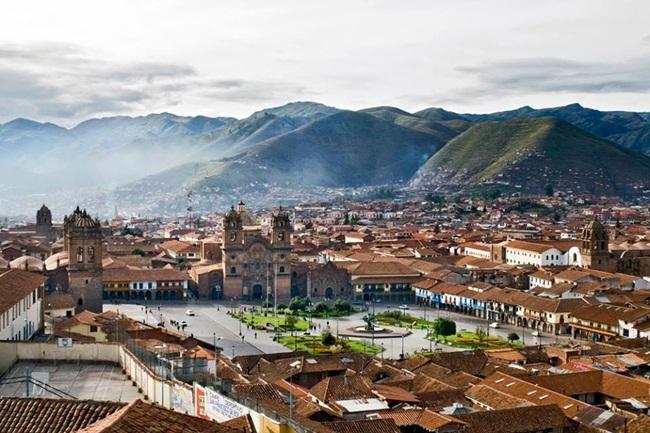 Cusco manta