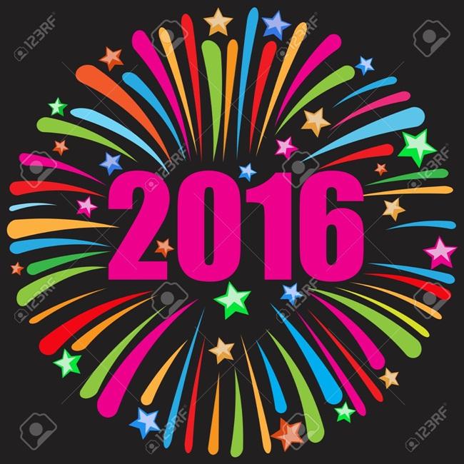 ¡UN 2016 DE LUZ!