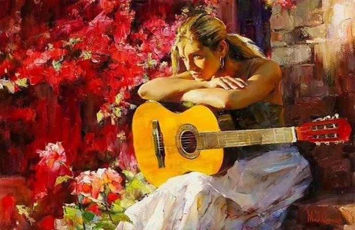 guitarra-y-mujer