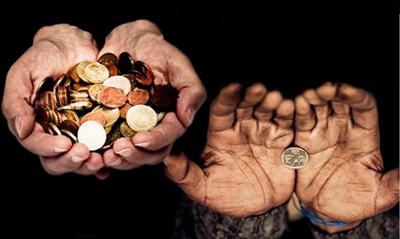 pobreza y riqueza-2222