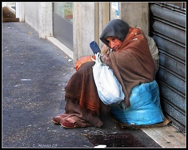 pobreza y riqueza 999